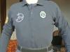 maglietta blu maniche corte/lunghe agonista